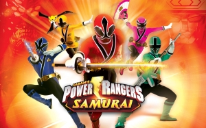 new power rangers samurai