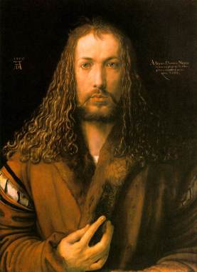 Albrecht Durer, Self Portrait