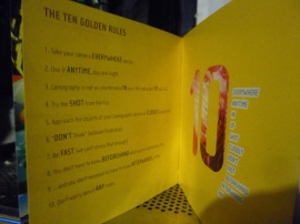 the ten golden rules of lomography