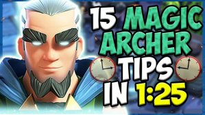 magic archer tips