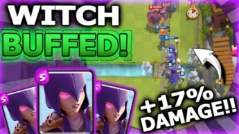 witch buffed