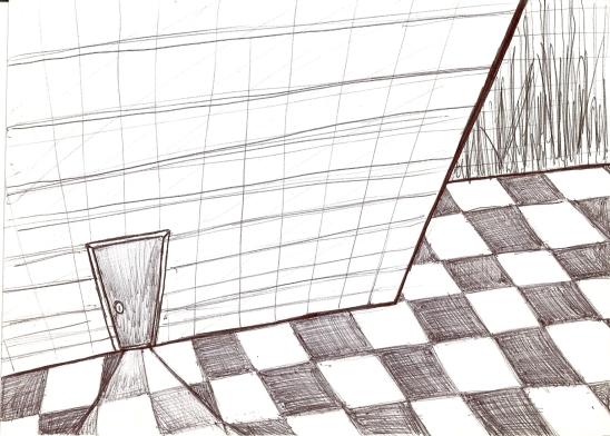 Door perspective