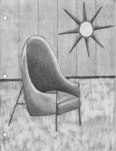1. (11) Chair2:Cupcake