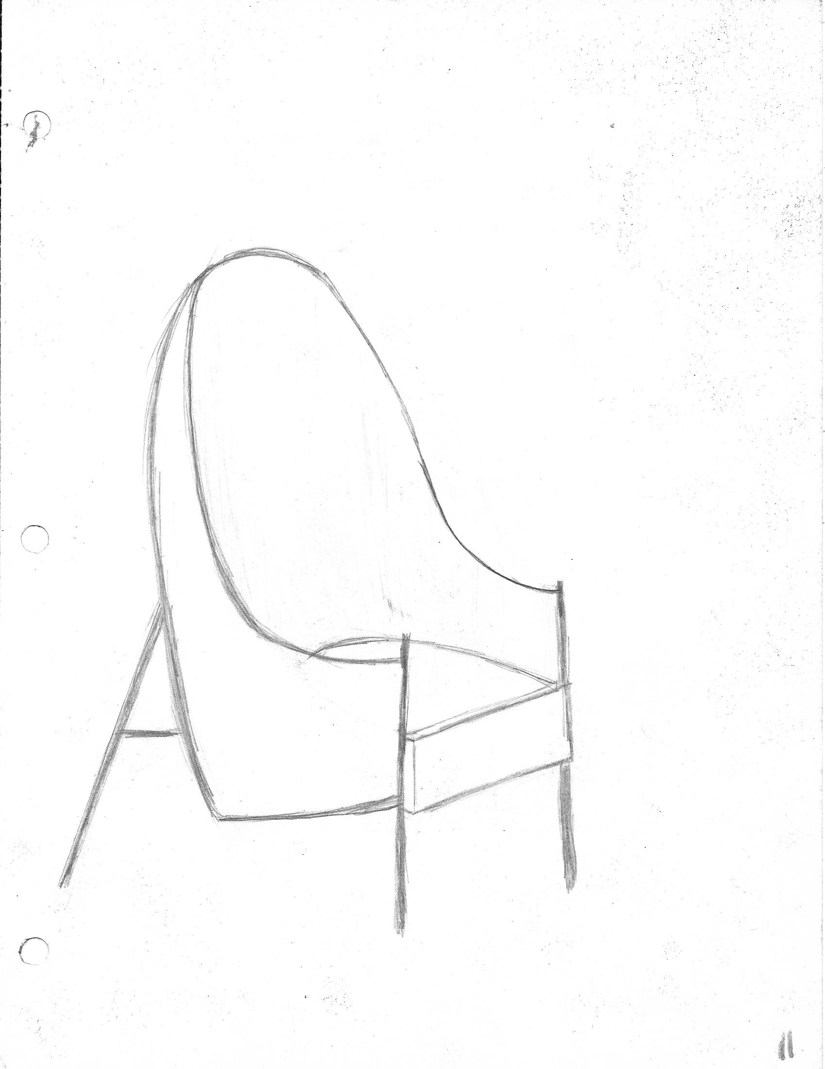 1. (11) Chair:Cupcake