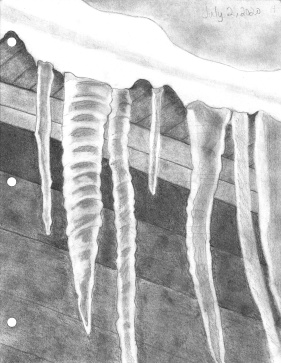 2. (4) Icicles:Table