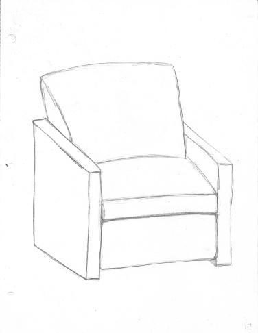 4. (17) Chair