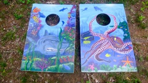 Cornhole Paintings-1