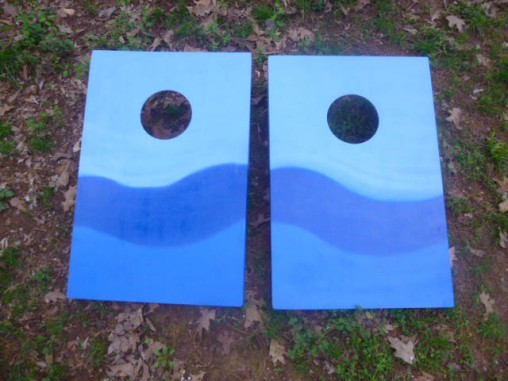 Cornhole Progress-2