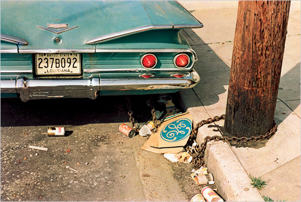 eggleston trash
