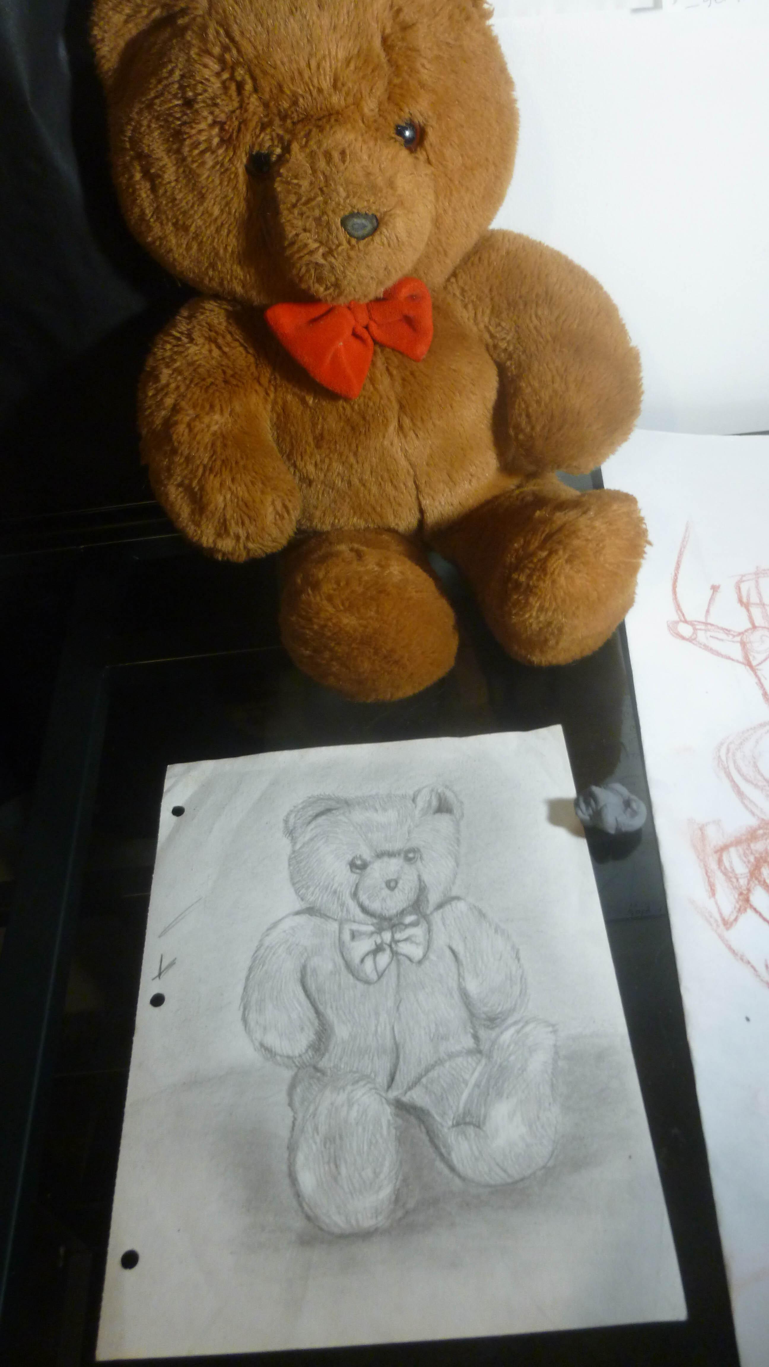 teddy bear-1