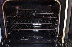 Eggleston - Oven