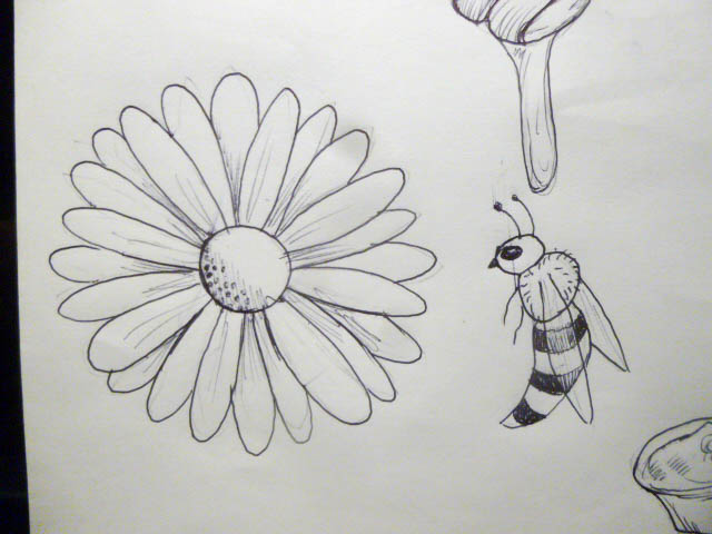 honey sketches-3