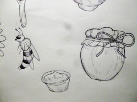 honey sketches-4