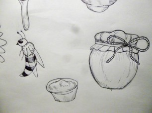 honey sketches-4